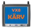 VX8 Karv Full Screen